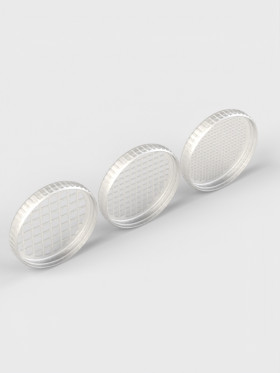 product image: Set of 3 screens for HOBBY Flocker Pro